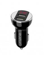 Автомобильная зарядка RAXFLY Dual USB 2.4 A